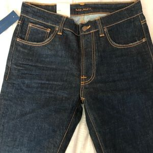 NWT- men's Nudie Jeans. Brand new never worn